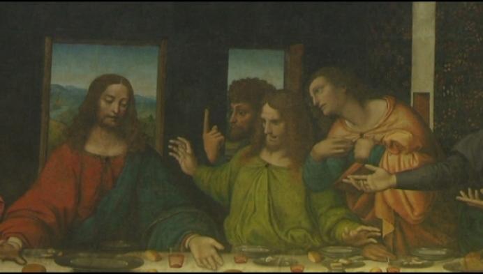 Kopie meesterwerk Adbij aan restauratie toe