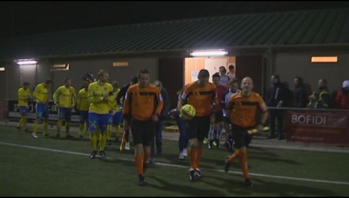 Spektakel met tien doelpunten: City Pirates - Zwarte Leeuw