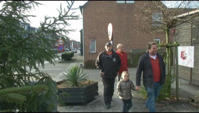 Alweer vandalisme in kerststal Noorderwijk