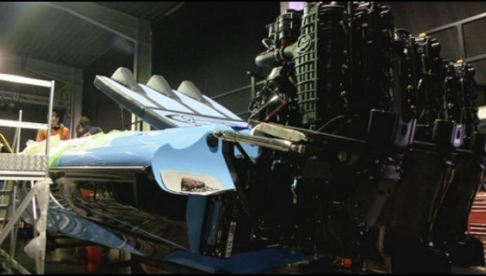 Willebroeks bedrijf bouwt boot Lamborghini-boot