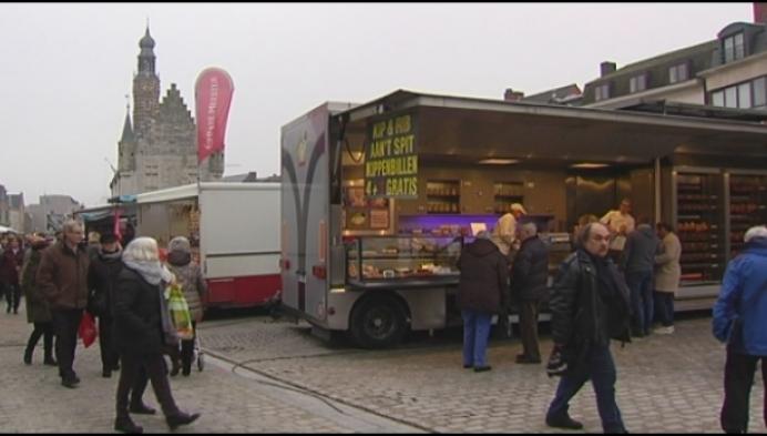 Herentalse markt voortaan weer op Grote Markt