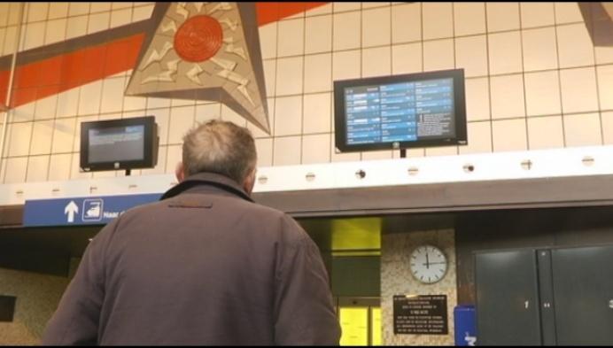 Geen treinverkeer tussen Mechelen en Leuven