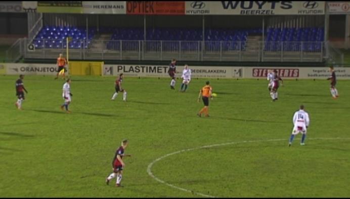 Heist wint topper tegen Knokke