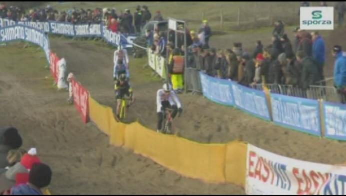 Thijs Aerts is Belgisch kampioen bij de beloften