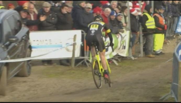 Sanne Cant opnieuw Belgisch kampioene, podium volledig Kempisch