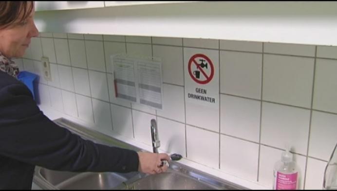 Kleuters basisschool Albertstraat in Beerse mogen geen kraantjeswater drinken