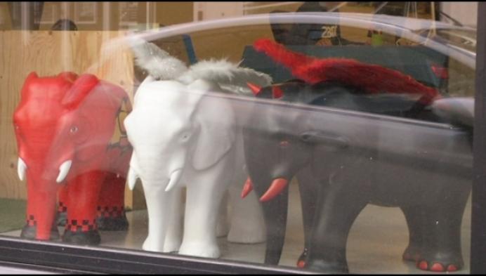 Steun Sjarabang en adopteer een olifant