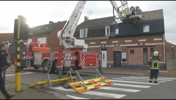 Kempense brandweerzones hebben de handen vol