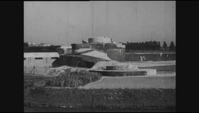 Oude nieuwsreportages over oorlogsproces van Breendonk opgedoken