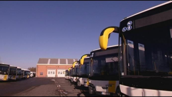 Zwaar verstoord busverkeer in Mechelen