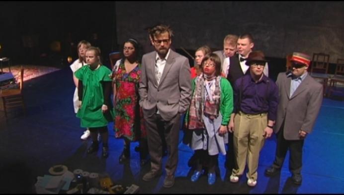 Theater Stap verkent 'De Wereld'