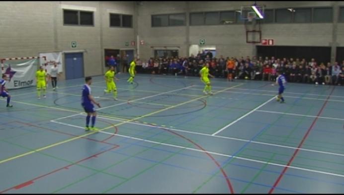 Real Noorderwijk krijgt Halle-Gooik bijna plat op de buik.