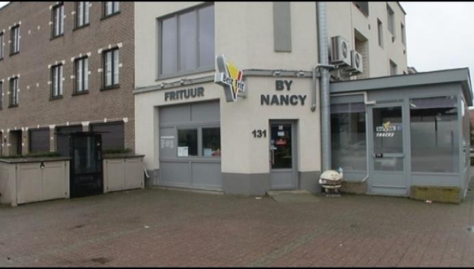 Parket op zoek naar overvallers Frituur Nancy