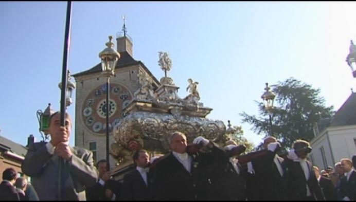 Sint-Gummarusprocessie week later door verkiezingen
