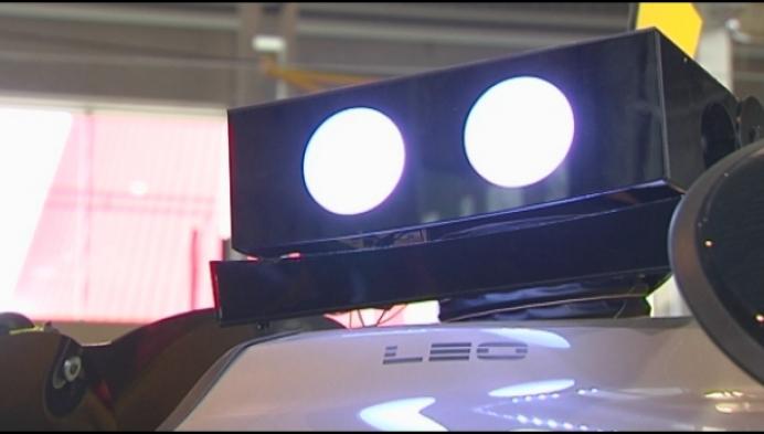 Mechelse robotontwerper wil robots onder de mensen brengen