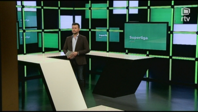 Superliga speeldag 25