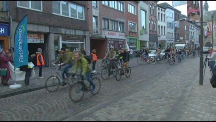 """Mechelse Fietsersbond: """"Maak van alle invalswegen fietsstraten"""""""