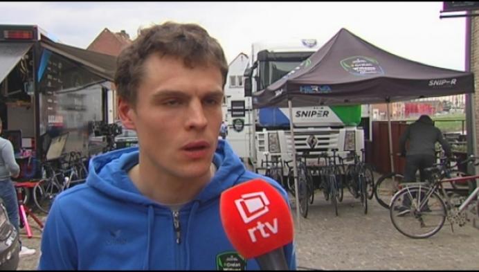 """Stijn Steels: """"Verlies met de ploeg verwerken"""""""