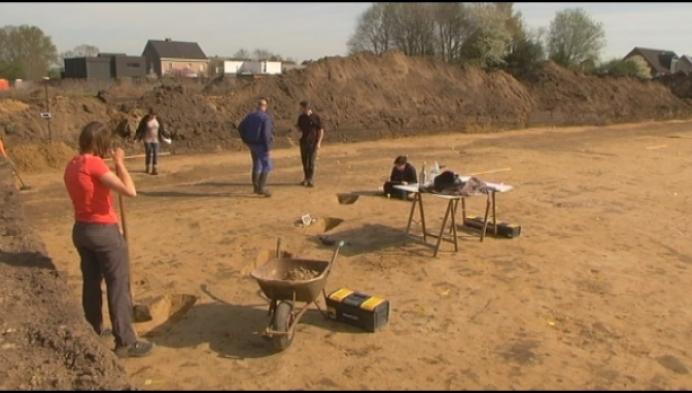 Nederzetting uit IJzertijd gevonden aan Astor-site