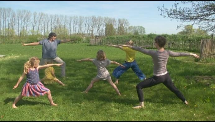 Natuurpunt organiseert eerste yogasessie in de natuur