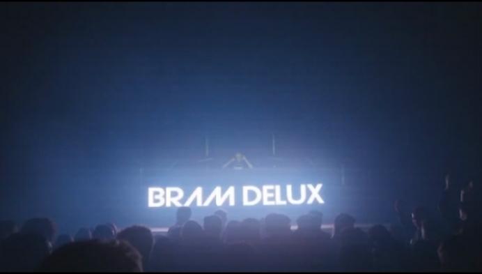 DJ Bram Delux jongste op Tomorrowland