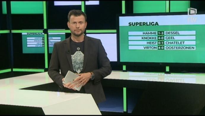 Superliga laatste speeldag