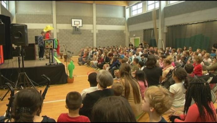 Nieuw schoolgebouw in Puurs feestelijk geopend