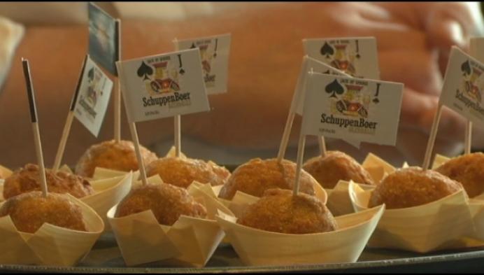 Nest-bier in een snack: Belgian Beerballs wordt WK-snack