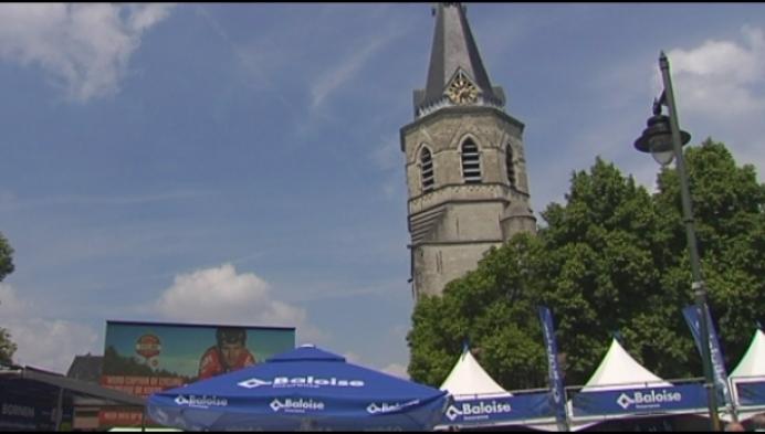 Bornem loopt warm voor Baloise Belgium Tour