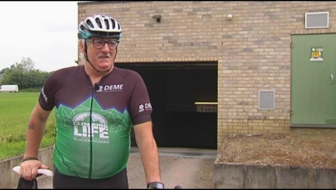"""Willy heeft diabetes en overleefde kanker: """"sporten houdt me fit"""""""