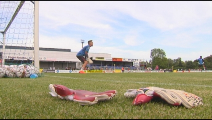Heist houdt Anderlecht op gelijkspel in oefenduel