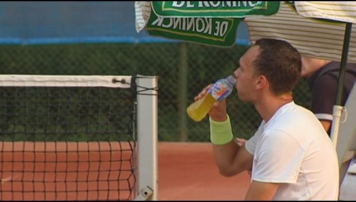 Thuisspeler Coene wint tennistornooi TC Zevenbergen