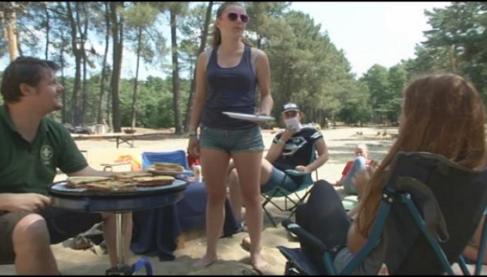 """Scouts: """"Ons kamp is niet compleet zonder kampvuur"""""""