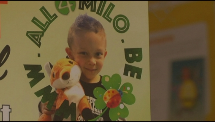 6-jarige Milo moet naar Barcelona voor kankerbehandeling