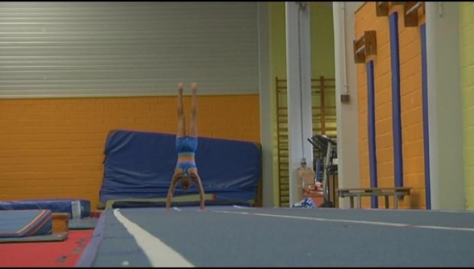 12-jarige Sira Boeckx uit Oevel traint hele zomer voor WK tumbling