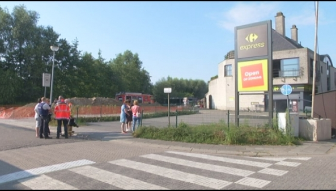Uitslaande brand in Willebroek