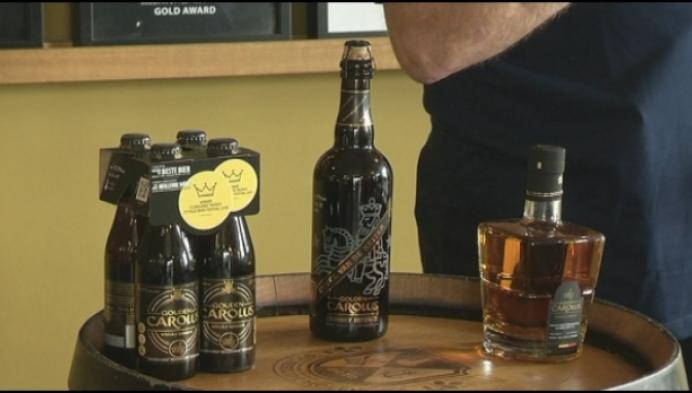 Gouden Carolus Whisky voor 2de keer beste bier