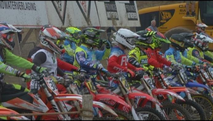 Jago Geerts publiekslieveling op motorcross Keiheuvel