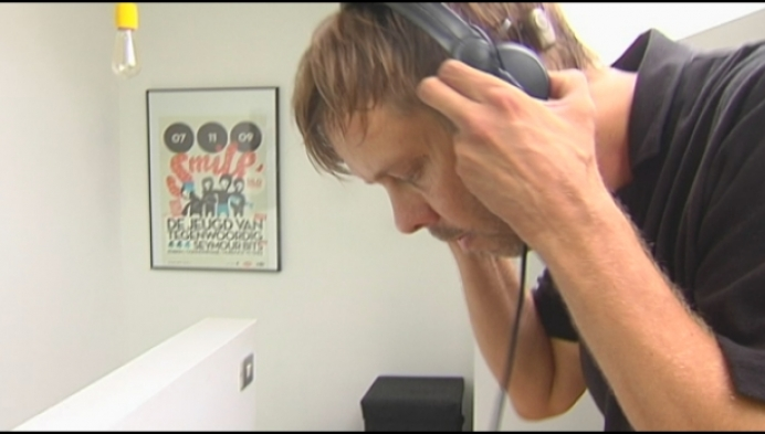 Mechelse DJ ondanks gehoorziekte op Maanrock
