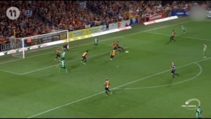KV Mechelen mist z'n start in 1B: 2 op 9