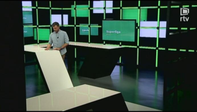 Superliga: speeldag 1