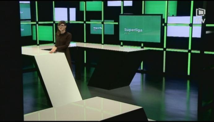 Superliga speeldag 2