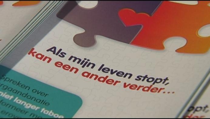 Tientallen laten zich registreren als orgaandonor