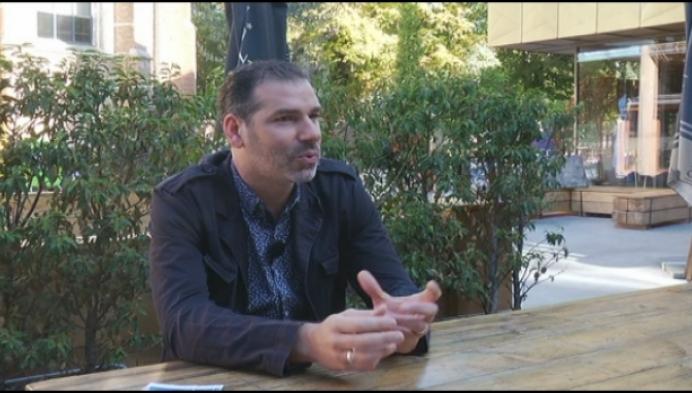 Verkiezingen extra spannend voor Klaas Delrue van Yevgueni