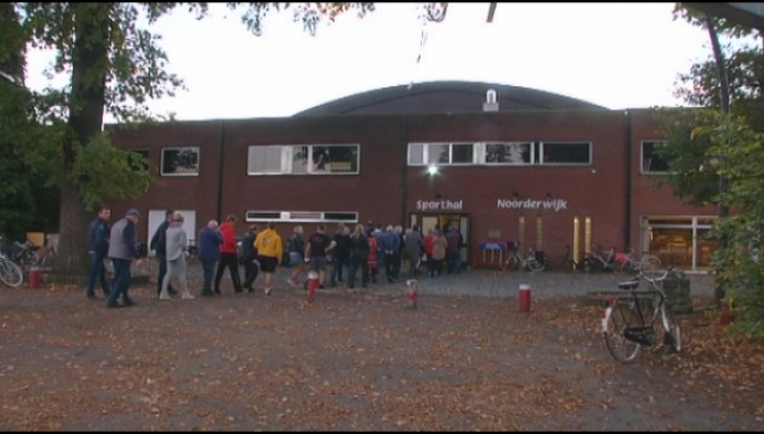 Opstart stembureaus (vlekkeloos) verlopen