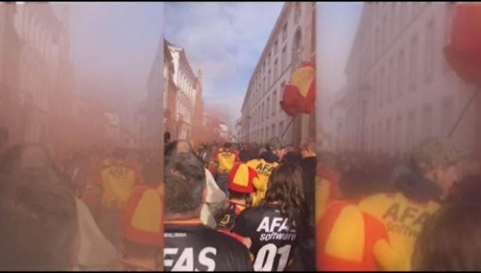 KV-fans zien 'club in crisis' winnen met 3-0