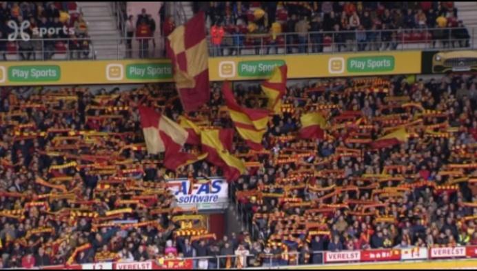 KV Mechelen pakt 15 op 15 na zege tegen Roeselare