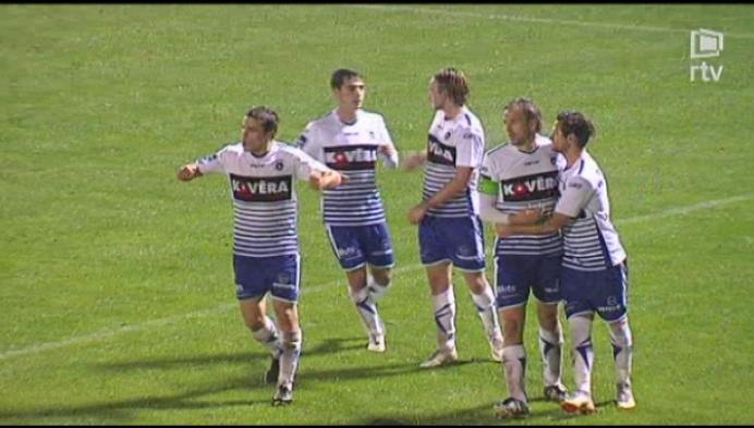 Superliga speeldag 9