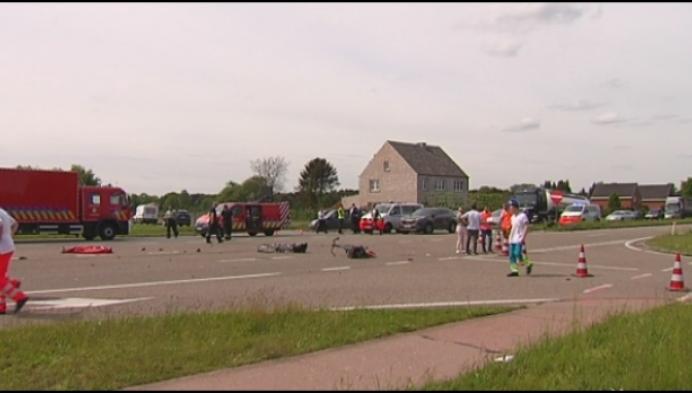 Vier jaar rijverbod gevorderd voor dader ongeval Blue Ladies