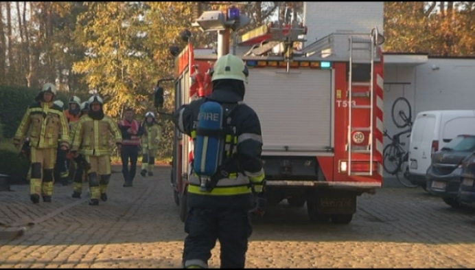 Brandweerkorpsen van zone Taxandria oefenen allemaal samen
